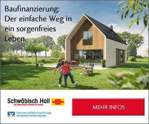 Schwäbisch Hall Baudarlehen